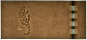 PWPW, znak wodny Salamandra