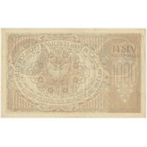 1.000 marek 1919 - Ser. ZF -