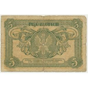 5 złotych 1925 - A -