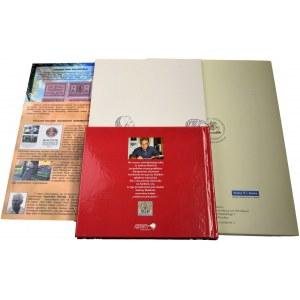 Zestaw kwartalników, katalogu i książek (5 szt.)