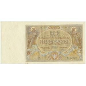 10 złotych 1929 - Ser.EX -