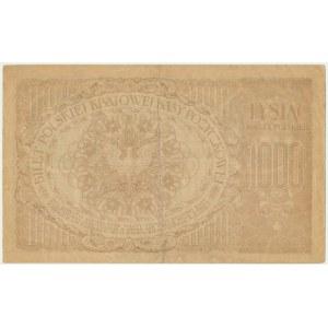 1.000 marek 1919 - Ser. AB - rzadsza odmiana