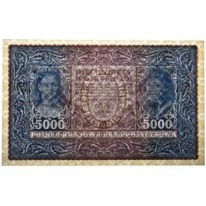 5.000 marek 1920 - III Serja A - PMG 64