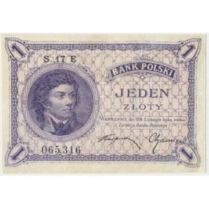 1 złoty 1919 - S.17 E -