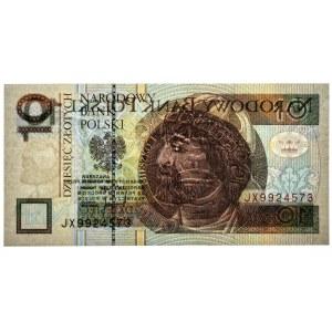 10 złotych 1994 - JX - PMG 66 EPQ