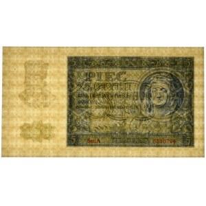 5 złotych 1940 - A - PMG 67 EPQ
