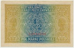 1/2 marki 1916 Jenerał - A -