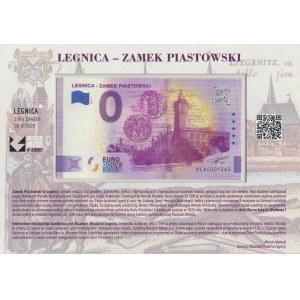 0 EURO - Legnica, Zamek Piastowski