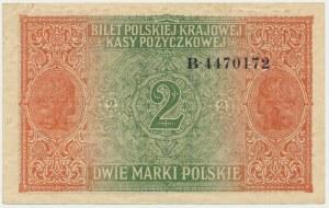 2 marki 1916 Generał - B -