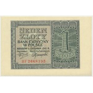 1 złoty 1941 - BF -