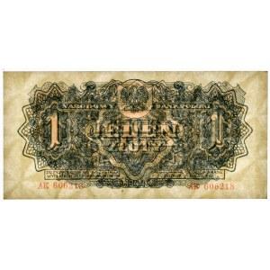 1 złoty 1944 ...owym - AK -