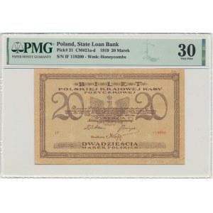 20 marek 1919 - IF - PMG 30