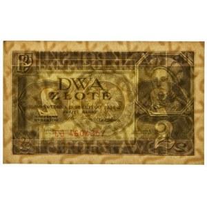 2 złote 1936 - CB - PMG 65 EPQ