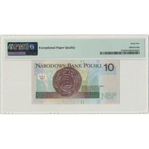 10 złotych 1994 - JA - PMG 65 EPQ