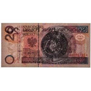 20 złotych 1994 - GD - PMG 65 EPQ