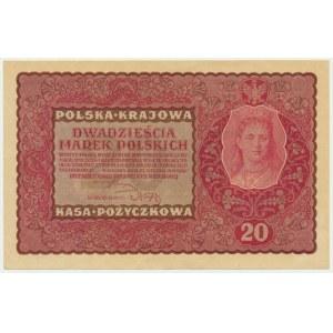 20 marek 1919 - II Serja FK -