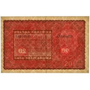 20 marek 1919 - II Serja DO -