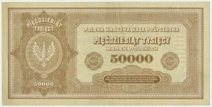 50.000 marek 1922 - M -