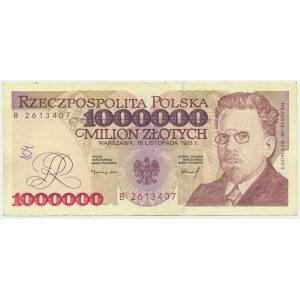 1 milion złotych 1993 - B -