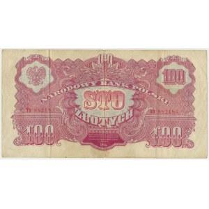 100 złotych 1944 ...owym - TO -