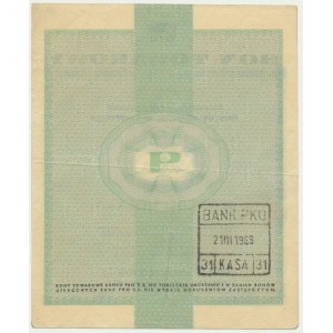 Pewex, 1 dolar 1960 - Cd - z klauzulą -
