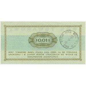 Pewex, 1 cent 1969 - GL -
