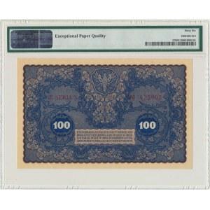 100 marek 1919 - IE Serja N - PMG 66 EPQ
