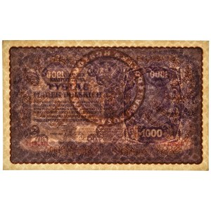 1.000 marek 1919 - II Serja Y -