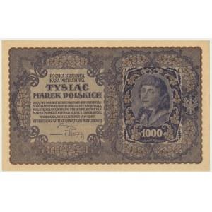 1.000 marek 1919 - III Serja E -