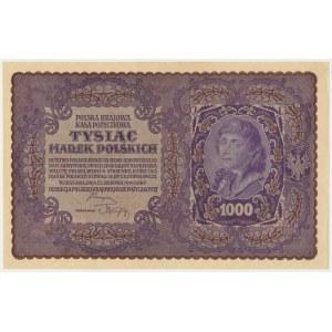 1.000 marek 1919 - I Serja BV -