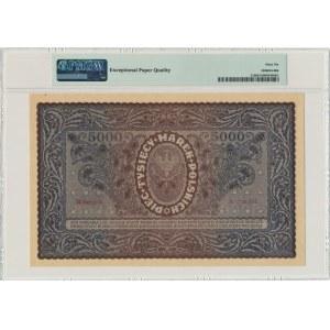 5.000 marek 1919 - III Serja A - PMG 66 EPQ