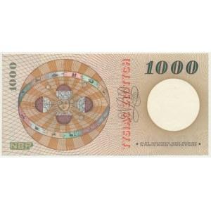 1.000 złotych 1965 - R -