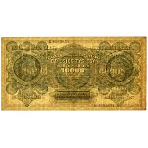 10.000 marek 1923 - K -