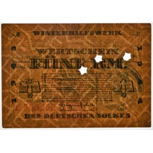Pomoc Zimowa Ludności Niemieckiej, 5 marek 1944 - L -