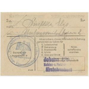 Pomoc Zimowa Ludności Niemieckiej, 1 marka 1943-44 - K2 -