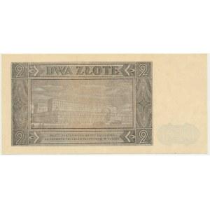 2 złote 1948 - BR -