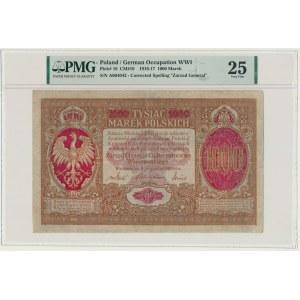 1.000 marek 1916 Generał - PMG 25