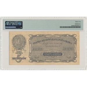 5 milionów marek 1923 - B - PMG 35