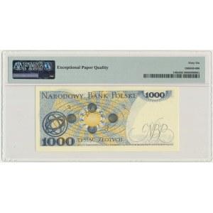 1.000 złotych 1979 - BT - PMG 66 EPQ