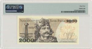 2.000 złotych 1979 - AC - PMG 64
