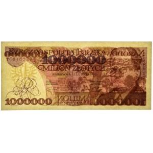 1 milion złotych 1991 - E - PMG 66 EPQ