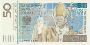50 złotych 2006 - Jan Paweł II