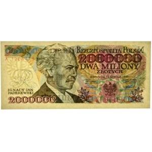 2 miliony złotych 1992 - A - Konstytucyjy