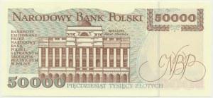 50.000 złotych 1993 - S -