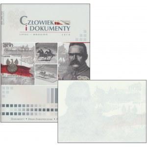 PWPW, znaczek 100. rocznica Odzyskania Niepodległości
