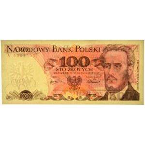100 złotych 1975 - A -