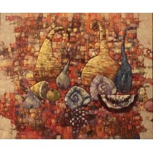Artur Kardamasz (ur. 1968), Dwie muszle, 2010