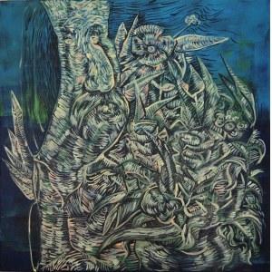 Ziemowit FINCEK, Trzy warstwy pejzażu, 2011 r.
