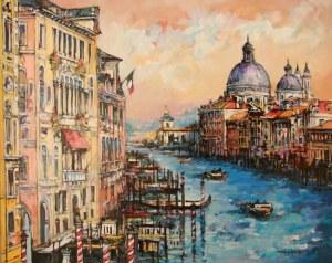 Piotr REMBIELIŃSKI, La musica di Venezia – Canal Grande, 2019 r.