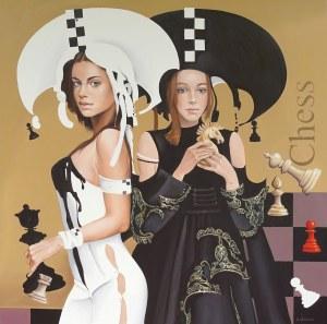 Andrejus Kovelinas, Chess Girls, 2020